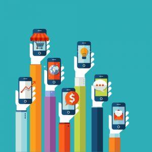 דוגמאות לפרסום באפליקציות